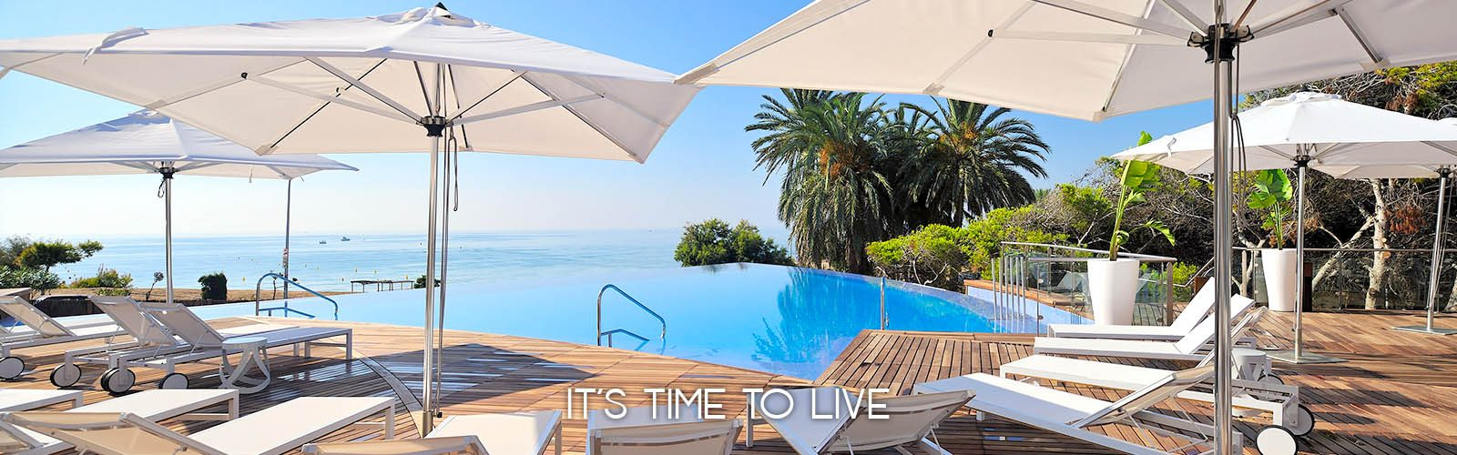 It´s time to live